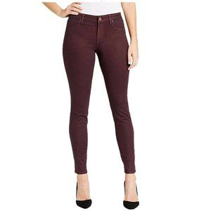 Jessica Simpson Women 12  / 31 Wax Coat Purple  Su